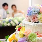 富山セント・マリー教会&迎賓館VICTORIA:ふわっとしたニュアンスも的確にとらえ、理想を形にしてくれたプランナーのおかげで理想通りの結婚式に