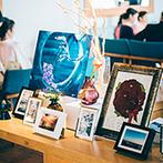 AMANDAN BLUE 鎌倉(アマンダンブルー鎌倉):想いをしっかりと表現するためにテーマ設定に力を注いで。パートナーや家族の意見も集約しながら準備しよう