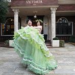 迎賓館ヴィクトリア福井&ヴィクトリアフォレスト:ふたりのイメージをしっかりカタチにしてくれたプランナーに感謝!スタッフの細やかな心遣いが嬉しかった