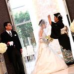 迎賓館ヴィクトリア福井/プライムワン&別邸プティアン:優雅な邸宅で美味しい料理を味わえる評判のレストラン。「親前式(R)」というここならではの挙式も決め手