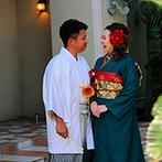 SU CASA(ス カーサ):サイズ調整しやすいドレスや、体調を気遣ったスケジュール。妊娠中の新婦も安心して結婚式を満喫!