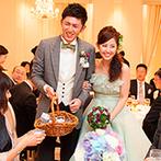 Flairge Sweet(フレアージュ スウィート):結婚に関するさまざまなサポートをしてくれたスタッフ。銀座のサロンでの衣裳合わせなど遠方在住でも安心