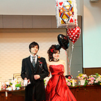 LISERJU Ravimore(リサージュ ラヴィモア):ゲストの目を楽しませる仕掛けがいっぱい!新婦の誕生日をゲスト全員と祝うサプライズを新郎が企画