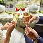 宮の森フランセス教会:SNSには結婚式を成功に導くヒントがたくさん。ハンドメイド作品を取り扱う通販の活用もおすすめ