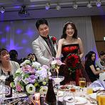 ホテル日航新潟:ふたりもゲストも楽しむコツはゆとりのある進行。ホテルでの結婚式で、ゲストに1泊2日の寛ぎ時間を贈っては