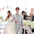 ホテル日航新潟:プランナーの誠実な人柄が決め手。遠方ゲストの宿泊もお任せできるほか、新潟駅から車で約5分の立地も魅力