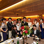PARK WESTON HOTEL&WEDDING(パークウエストン ホテル&ウエディング):細やかなサービスとおもてなしの心が行き届いたパーティ。「また行きたい!」と美味しさでもゲストを魅了