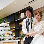PARK WESTON HOTEL&WEDDING(パークウエストン ホテル&ウエディング):入籍から3年目に、可愛い子どもたちと叶える結婚式!ホテルの柔軟な対応と、美味しい料理にも魅了された