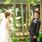 フォーチュン ガーデン 京都(FORTUNE GARDEN KYOTO):プランナーが正面から向き合い、想いをくみとってくれた。二次会もサポートしてもらい、ふたりは大満足