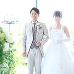 キュイジーヌ フランセーズ ラ・シャンス:富山駅から車で3分。環水公園を望むロケーションで、富山の自然や料理を楽しんでもらう結婚式を叶えたい