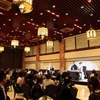 リバースイート 京都鴨川迎賓館:ふたりらしく新しい結婚式の形を叶えてくれる自由度の高さが決め手。目が肥えたゲストも満足すると考えた