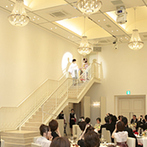 ORIENTAL KYOTO SUZAKU-TEI 朱雀邸:忙しくて時間がなかなか取れないふたりを徹底サポート。信頼のおけるスタッフのおかげですべてがスムーズに