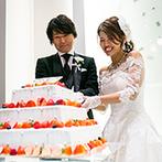 Wedding Terrace(ウエディングテラス):ウエディングのプロが、心に寄り添いながらふたりをサポート。こだわりを叶えるために全力を尽くしてくれた