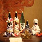 料亭 河文:名古屋で400年もの歴史を重ねる料亭が舞台。伝統と格式を受け継ぐモダンな空間で大人の和ウエディング