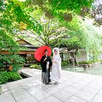 名古屋 河文:自然美あふれる和の空間に心を掴まれた。老舗料亭の美食で、自信を持ってゲストをもてなせると確信