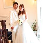セント・パトリック教会:パパママになっても結婚式を。子どもと共に過ごす特別な一日は、きっと一生語り継ぎたい思い出になるはず