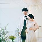 YOKOHAMA MONOLITH(横浜モノリス):新郎新婦の「気持ち」を主体としたヒアリング重視の提案は見事。和装は着付の技術が高くマタニティでも安心