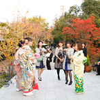 奈良町 あしびの郷:準備から当日まで不安なく楽しめたのは、スタッフのおかげ。行き届いた対応は1日1組貸切だからこそ