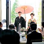 スタイリッシュウェディング ヴィーナスコート 佐久平:『生島足島神社』での挙式も、式場のサポートがあるから安心!遠方ゲストがアクセスしやすい立地もポイント