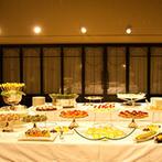 代官山 リストランテASO:料理に厳しいゲストも納得できる、一流シェフの料理&デザート。緑に囲まれたナチュラルな雰囲気も決め手に