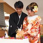 THE MARCUS SQUARE KOBE (ザ マーカススクエア 神戸):ふたりの思い出が彩るアットホームな会場で、良き日を迎えられた感謝の気持ちを大切なゲストに伝える披露宴