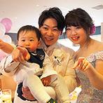 THE MARCUS SQUARE KOBE (ザ マーカススクエア 神戸):優しくて頼もしいプランナー&スタッフのおかげで理想の一日に。大切なゲストのおもてなしも安心できた