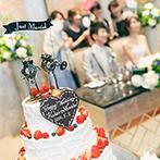 Neo Japanesque Wedding 百花籠(ひゃっかろう):会場の素晴らしさと親身な対応力に、演奏仲間からも絶賛の声。心づくしのサプライズで最高のバースデーに