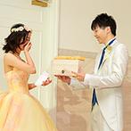 セントポーリア教会 シャルム・ド・ナチュール:準備は早めに始めるか、プロに頼むこともおすすめ。歩き方や姿勢を研究し、美しい花嫁姿で結婚式を楽しんで