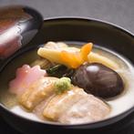 日本料理 つば甚:歴史があり長く続いているという縁起をかついで訪れた料亭。心温まる接客を受けてココしかないと感じた