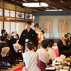 日本料理 つば甚:「和装もいいね」とふたりの心を一瞬で掴んだ、老舗料亭。趣のあるこの場所で、金沢の魅力を感じる一日を