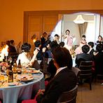 アニヴェルセル みなとみらい横浜:恋する夫婦のダンス、サプライズな仕掛けに大盛りあがり!料理やデザート、ゲストとの会話も楽しい記憶に