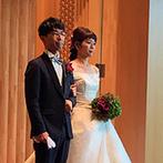 辻家庭園 ~前田家家老旧横山家迎賓館~(金沢市指定文化財):細やかなサポートで支えてくれたプランナーに感謝しきり。ヘアメイクスタッフのおかげで理想の花嫁姿に