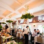 ブランシュメゾン:札幌市内を見渡せる本格教会&おしゃれな森のレストランに決定!スタッフの親身な対応も嬉しかった