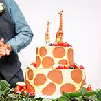 ブランシュメゾン:オリジナルデザインのケーキをはじめ、個性が光る一日に大満足。スタッフのスマートな接客も印象的だった