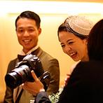 ハーバーテラス SASEBO迎賓館:一人ひとりのスタッフが新郎新婦に寄り添ってサポート。悩んだ時にはすかさず手を差し伸べてくれた