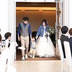 ハーバーテラス SASEBO迎賓館:プロ意識の高いプランナーの対応に脱帽。的確なアドバイスのおかげで、ワクワクしながら結婚式当日を迎えた
