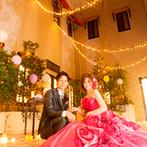 エミリア(Wedding Court EMILIA):新婦のこだわりを聞き入れてくれたスタッフに感謝。おかげで憧れがいっぱいの挙式を叶えることができた