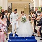 エミリア(Wedding Court EMILIA):早めに動くことで、大事な準備にじっくりと時間をかけられる。SNSや前撮りでヘアメイクのイメージを固めて