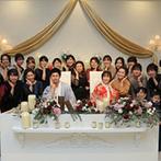 エミリア(Wedding Court EMILIA):国内で結婚式を挙げるなら、仲良しの新婦姉がプランナーを務めるこの会場しかない!と心に決めていた