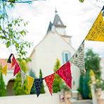 SADOYA Chateau de Provence (サドヤ シャトー・ド・プロヴァンス):駅近とは思えない非日常感あふれる空間。美しいチャペルやスタッフの細やかなおもてなしがポイントに