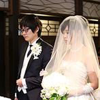 The 華紋(ザ カモン):結婚式のイメージがなくても、ブライダルのプロが理想を引き出してくれるはず。遠慮せずに何でも相談して