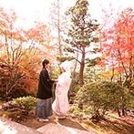 The 華紋(ザ カモン):ひと味違う和の結婚式が叶う!倉敷らしい景色を楽しみながら、美味しい料理でゲストをもてなせると確信