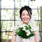 クラシカ表参道:表参道駅徒歩2分、自然と静寂に包まれたお洒落な空間で叶える憧れの結婚式。スタッフの丁寧な対応も魅力に