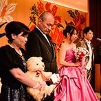 KOTOWA 京都 八坂(コトワ 京都 八坂):希望を聞いたうえで様々な提案をしてくれたプランナー。衣裳スタッフのおかげで、素敵なドレスに出逢えた