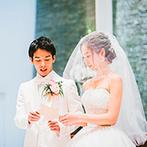 KOTOWA 京都 八坂(コトワ 京都 八坂):目指すはアットホームな人前式。オリジナリティあふれる参加型の演出で、和やかなセレモニーが叶った