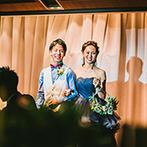 KOTOWA 京都 八坂(コトワ 京都 八坂):盛りだくさんのゲスト参加型演出で、自然と笑顔が広がるひと時。サプライズ入場など多彩なシーンが満載