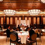 KOTOWA 鎌倉 鶴ヶ岡会館:ふたりの立場で考え、一つひとつ真摯に対応してくれたスタッフに感激。繊細なデザインのバンケットも魅力的