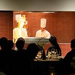 桜苑(ouen):美味しい料理で喜ばせてくれたシェフ、頼もしい担当プランナー、笑顔に導いてくれたスタッフたちに感謝