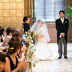 EXEX SUITES (エグゼクス・スウィーツ):いろんな人が協力してくれて、手作りの温かみに包まれた結婚式に。同じ会場での二次会もぜひ検討してみて