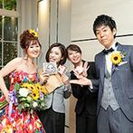 アルカンシエル luxe mariage大阪:どんな要望にも応えてくれたプランナーには感謝の気持ちでいっぱい。当日のアテンドや細やかな心配りに感激